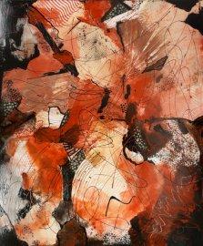 Bourbon Steet Mood, Acrylic on canvas by Nancy Stella Galianos