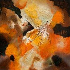 A Star is born, Acrylic on canvas by Nancy Stella Galianos